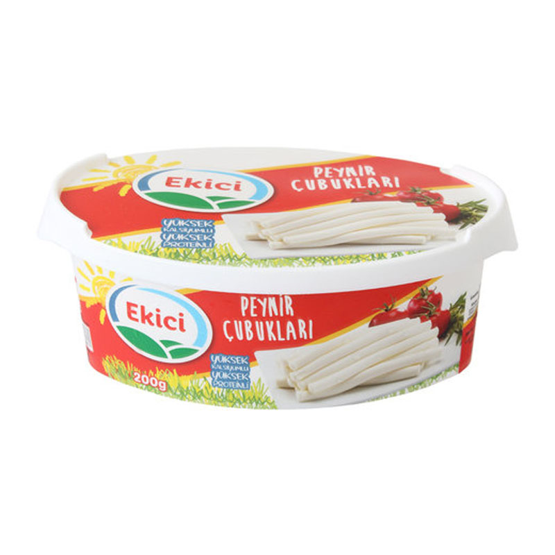 Ekici Peynir Çubukları 200 GR