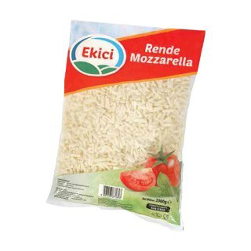 Ekici Rende Mozzarella Peyniri 2 KG.