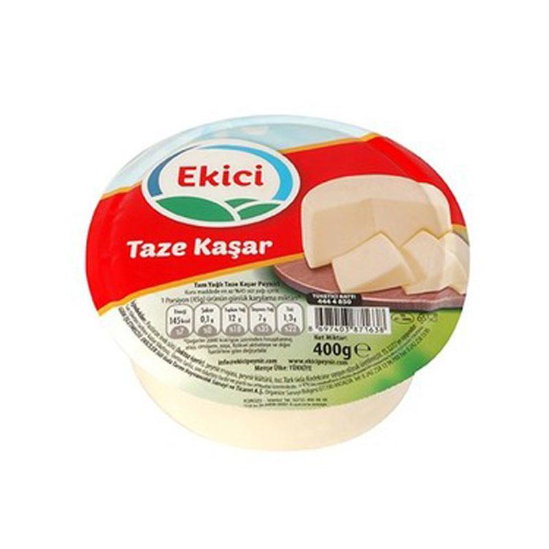 Ekici Taze Kaşar Peyniri 400 GR